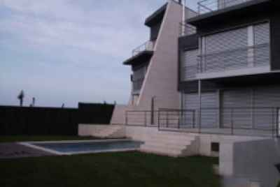 Modern house on the first sea line in Gava Mar